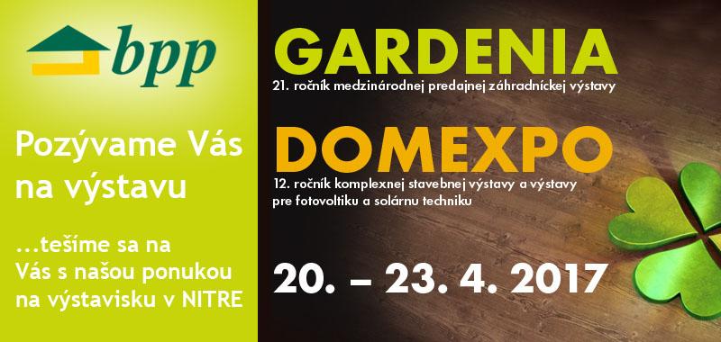 Výstava Gardenia 2017