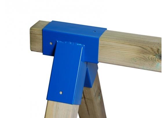 Rohový uholník na hojdačky 90x90 - 90st.