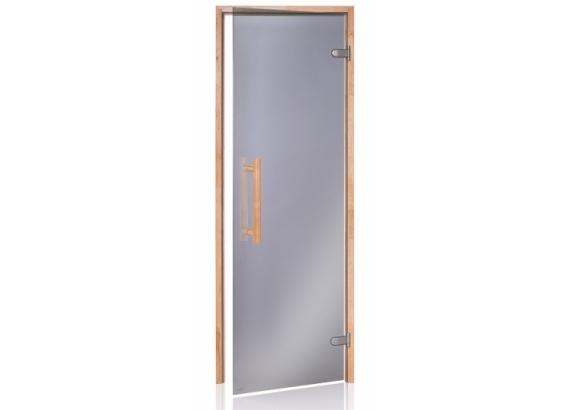 dvere do sauny Premium grey