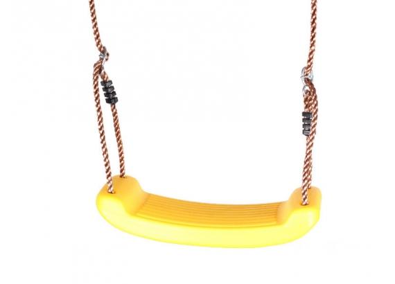 Hojdačka Swing seat - žltá