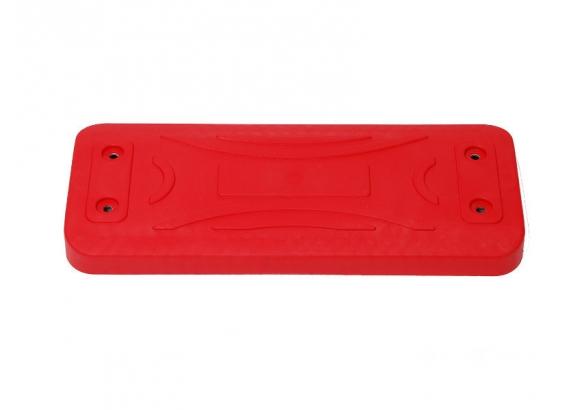 Hojdačka Swing seat  LUX - červená
