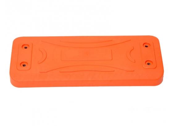 Hojdačka Swing seat  LUX - oranžová