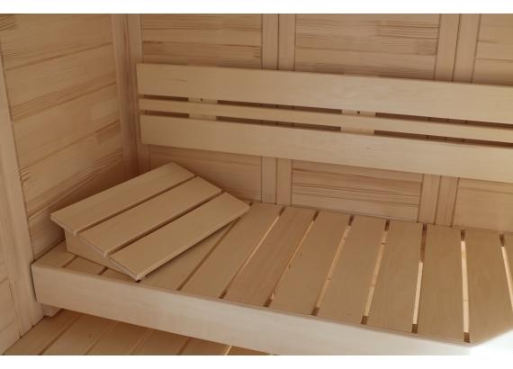 Lavica do sauny typ C-T1