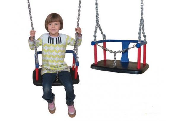 Hojdačka Swing baby R/ bez reťaze