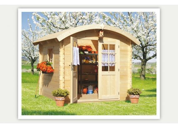 Záhradná chatka Zara 28mm