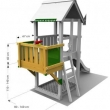 JG Balcony Module - krabica - 2