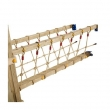 BR @BRIDGE modul drevené diely