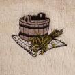 Kilt do sauny - dámsky 100 bavlna