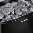 Sentiotec  saunová pec 180 black, 8kW