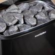 Sentiotec  saunová pec 190 black, 9kW