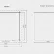 Záhradná chatka TINA 18mm /bez podlahy/