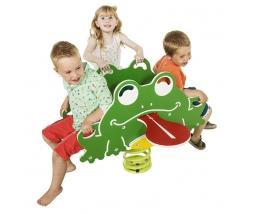 KBT Pružinová hojdačka -  Žaba quartet