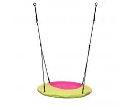Hojdacie hniezdo WINHOH pink/limegreen