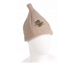 klobúk do sauny