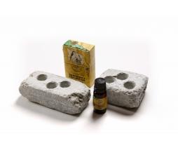 Odparovač vôní do sauny s 3 otvormi