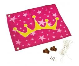Vlajka princezná KBT - Flag princess