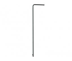 Metal firemans pole - kovová šplhacia tyč zelená
