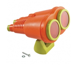 Ďalekohľad STAR orange-lime / Binoculars KBT