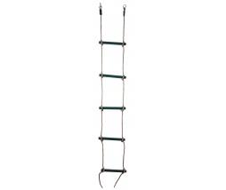 Lanový palstový rebrík