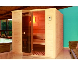 Sauna CHOPOK 3, 209x209x200cm