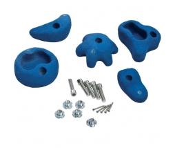 KBT Lezecké kamene modré medium - st 5 ks - 1