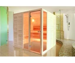Sauna ĎUMBIER 2, 200x200x200cm