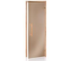 dvere do sauny Premium bronz
