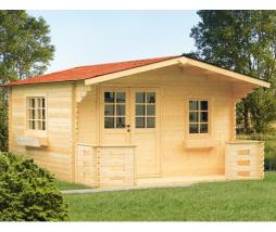 Záhradná chatka Erika s terasou 40mm