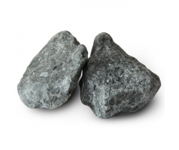 Saunové kamene Gabro-diabase 70-150 mm 20 kg