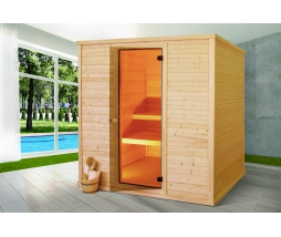 Sauna GERLACH 1, 201x171x203cm