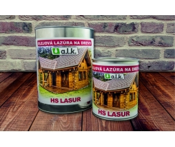 Olejová lazúra - HS Lasur
