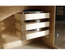 Kryt saunovej pece typ L
