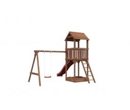 Drevené ihrisko JESPER2 set so Swing modulom