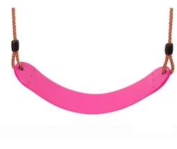 Hojdačka FLEXIBLE - ružová