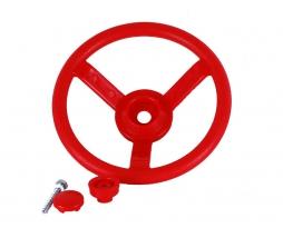 JF Volant - Steering Wheel červený