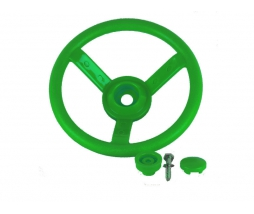 JF Volant - Steering Wheel svetlo zelený