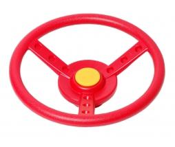 Volant E - Steering Wheel E červený