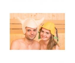 klobuk do sauny viking
