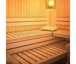 Opierka do sauny typ C-T1/2000