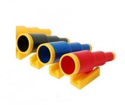 Teleskop LUX  modrá / žltá