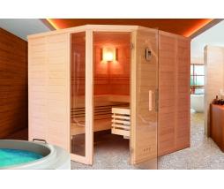 Sauna POĽANA 2, 209x209x200cm