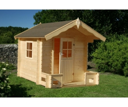 Drevený detský domček SAM