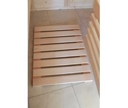 podlahový rošt do sauny